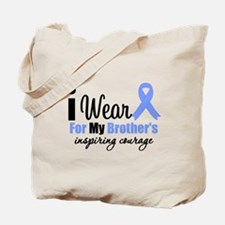 Prostate Cancer BROTHER Tote Bag