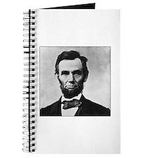 Abraham Lincoln Portrait Journal
