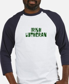 Irish Lutheran Baseball Jersey
