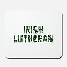 Irish Lutheran Mousepad