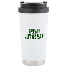 Irish Lutheran Stainless Steel Travel Mug