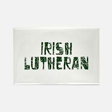 Irish Lutheran Rectangle Magnet (10 pack)