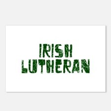 Irish Lutheran Postcards (Package of 8)
