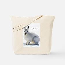 Snowshoe Hare Tote Bag
