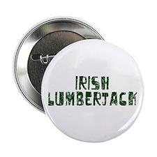 "Irish Lumberjack 2.25"" Button"