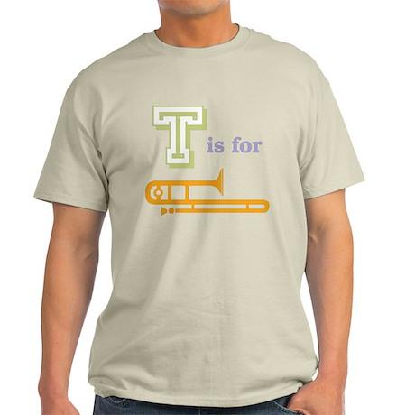 Tis for Trombone Light T-Shirt