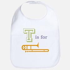 Tis for Trombone Bib