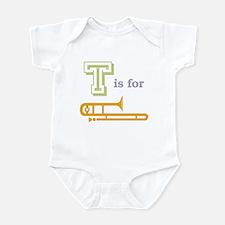 Tis for Trombone Infant Bodysuit