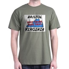 bristol virginia - been there, done that T-Shirt