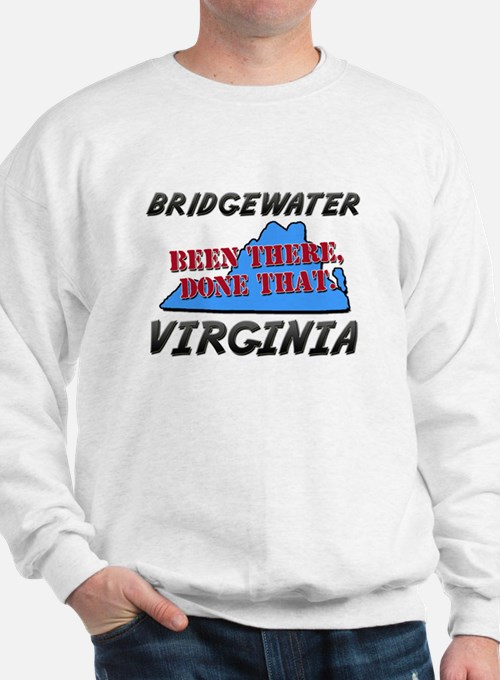 bridgewater virginia - been there, done that Sweat