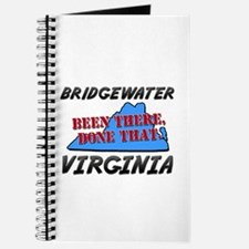 bridgewater virginia - been there, done that Journ