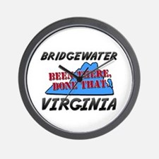 bridgewater virginia - been there, done that Wall
