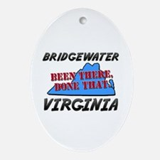 bridgewater virginia - been there, done that Ornam