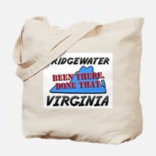 bridgewater virginia - been there, done that Tote