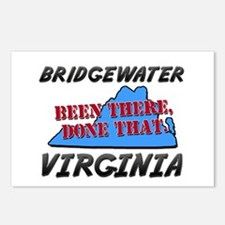 bridgewater virginia - been there, done that Postc