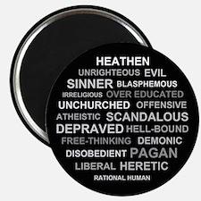 Rational Human Magnet