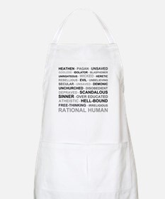 Rational Human BBQ Apron