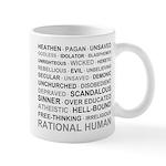 Rational Human Mug