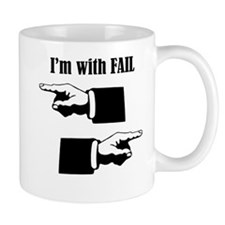 Double Failure Mug