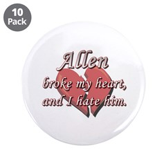 Allen broke my heart and I hate him 3.5