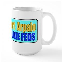 Sheriff Joe Large Mug