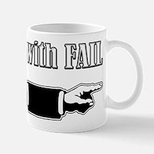 Linked Failure Mug