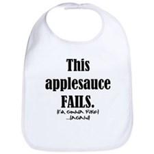 Fail for Babies Bib