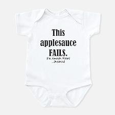 Fail for Babies Infant Bodysuit