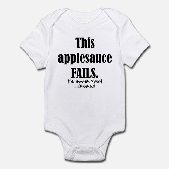 Fail for Babies Infant Bodysuit