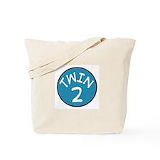 Twin 2 Tote Bag