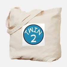 Twin 2 Tote Bag