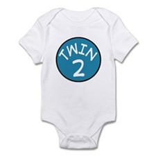 Twin 2 Infant Creeper