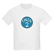 Twin 2 Kids T-Shirt