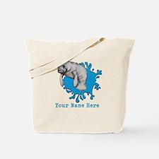 Mantee Art Tote Bag
