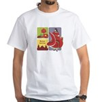 Mexico White T-Shirt