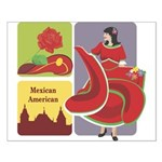 Mexico Small Poster