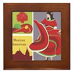 Mexico Framed Tile