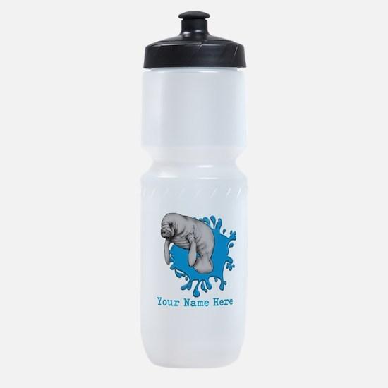 Mantee Art Sports Bottle