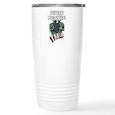 Supertartan Travel Mug