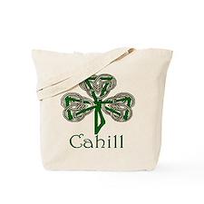 Cahill Shamrock Tote Bag