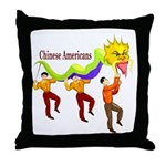 Chinese Throw Pillow