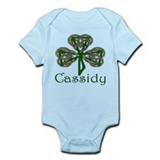 Cassidy Shamrock Infant Bodysuit