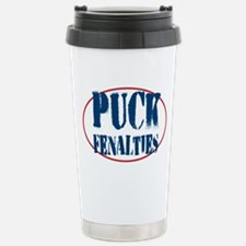 Unique Boys hockey goalie Travel Mug