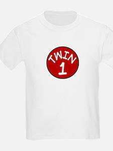 Twin 1 Kids T-Shirt