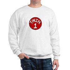 Twin 1 Sweatshirt