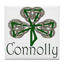 Connolly Shamrock Tile Coaster