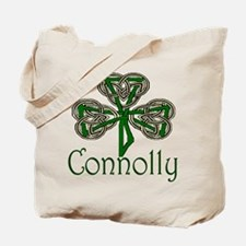 Connolly Shamrock Tote Bag