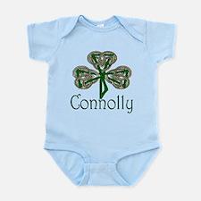 Connolly Shamrock Infant Bodysuit