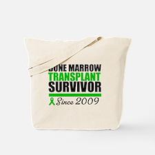 BMT Survivor Since '09 Tote Bag