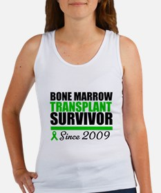 BMT Survivor Since '09 Women's Tank Top